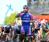 Shhhh... Alessandro Petacchi wins stage seven ahead of Mark Cavendish and Juan Jose Haedo..!