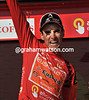 Ya! Igor Anton is the new race-leader of the Vuelta...