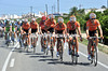 Meet Team Euskatel, the new patrons of the Vuelta peloton....