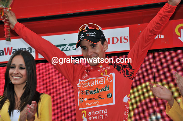 Igor Anton re-takes the race-leadership, and has an impressive lead of 45-seconds over Nibali...