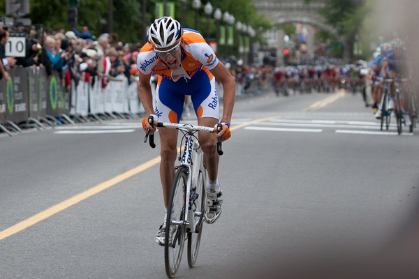Gesink is trying to bridge the gap...