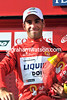 "Vincenzo Nibali is the new race-leader after placing 15th at 1' 55"" today..."