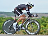 """Carlos Sastre placed well in 13th place at 1'47"""" - he is 9th overall..."""