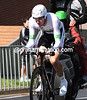 Luke Durbridge set the fastest time on wet roads - and still took the silver medal, just two-seconds away from Gold..!