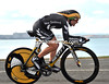 Linda Villumsen - now a New Zealander - took 3rd place at 16-seconds...