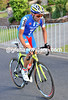 Moreno Moser - nephew of the great Francesco Moser - has attacked on a bicycle named after Mario Cipollini..!