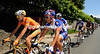 Sammy Sanchez and 'Purito' Rodriguez discuss life on the Tour de France and today's business in the Clasica...