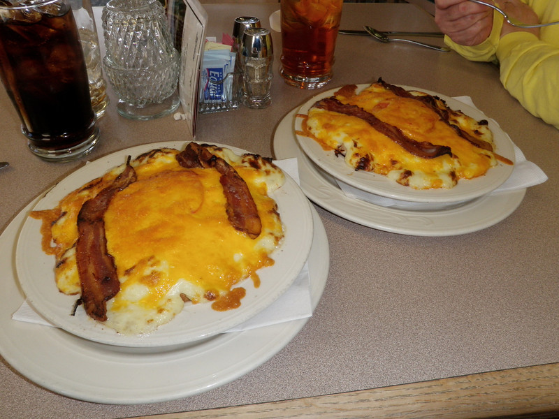 HOT Brown at the lodge KY State park Dale hollow lake.