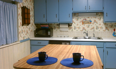 KITCHEN IS DONE!