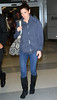 Non-Exclusive<br /> 2011 May 15 - Ashley Greene arrives at JFK Airport in NYC wearing no make up. Photo Credit Jackson Lee