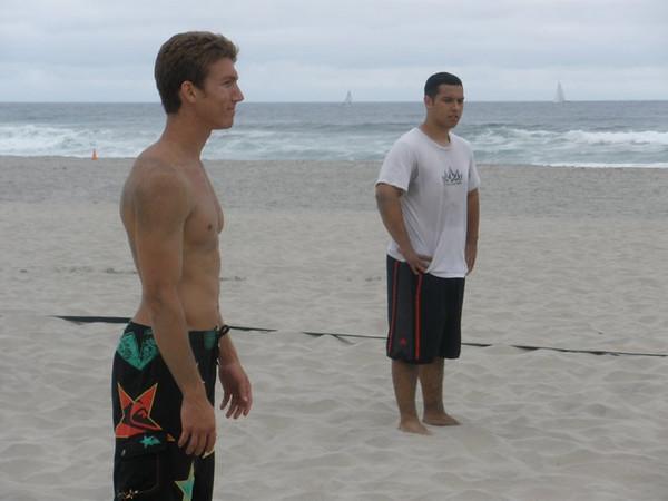 2011-06-11 Austin and Matt