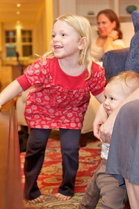 Allison Visits Clara & Kieran, and Catie has Parker