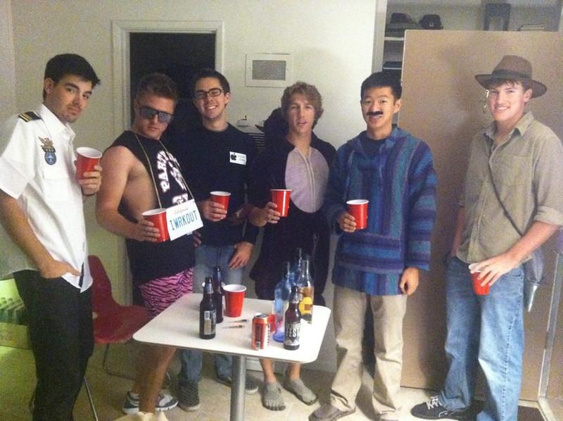 2011-10-31 Austin and SLO crew