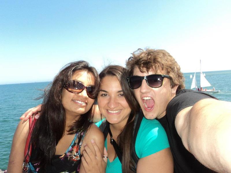 2011-11-04 Adam with college friends