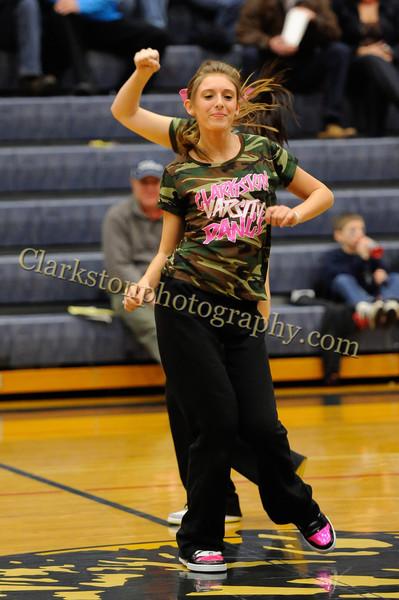 2011-12 Clarkston Varsity Dance vs  FHH image 007
