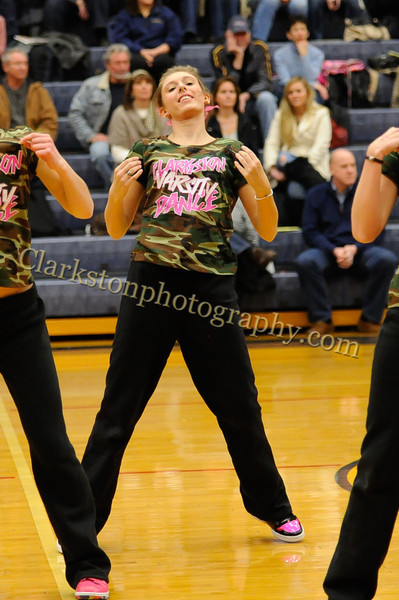 2011-12 Clarkston Varsity Dance vs  FHH image 027