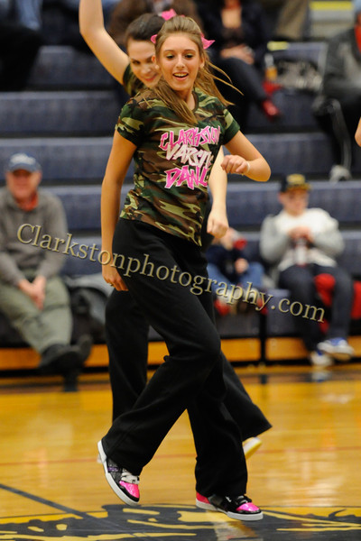 2011-12 Clarkston Varsity Dance vs  FHH image 006