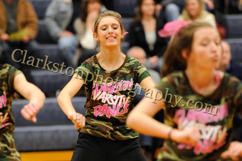2011-12 Clarkston Varsity Dance vs  FHH image 014