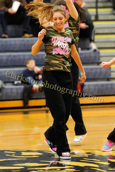 2011-12 Clarkston Varsity Dance vs  FHH image 005