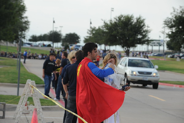 10.7.11 Homecoming Parade & Pep Rally