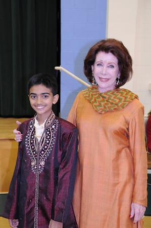 """Grade 6 """"India Feast"""""""