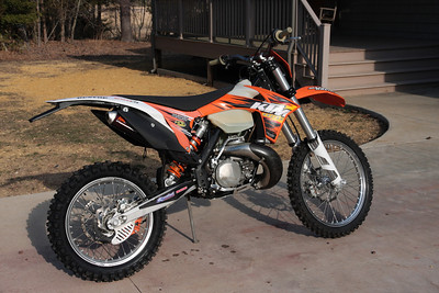 2011 250XC For Sale