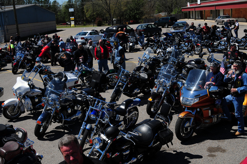 Our last stop as you can see we had more bikers to join us.