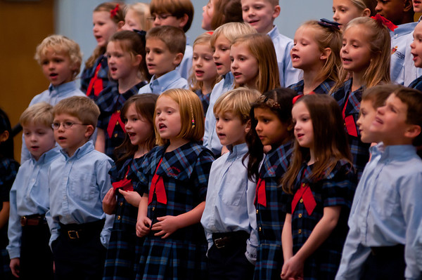 2011 Christmas Performance at Southlake Christian School