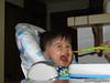 Dec 1, 2011  Daddy feeding Connor