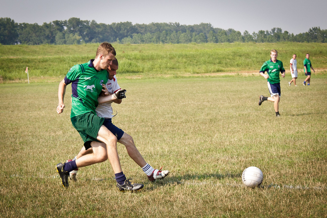 2011 Gaelic Tourney - Football and Hurling-0516