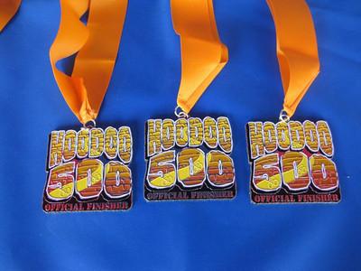 2011 Hoodoo 500 Finishers