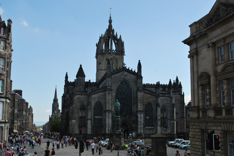 St. Giles Cathedral