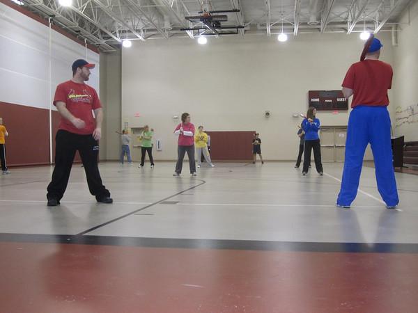 2011 Little League SB Clinics