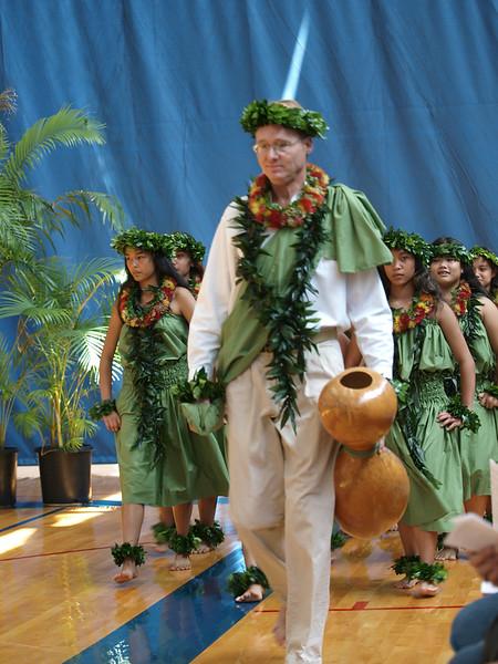 2011 Malia Craver Hula Kahiko Competition
