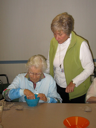 2011-Crosslands - Making Clay Soup Bowls