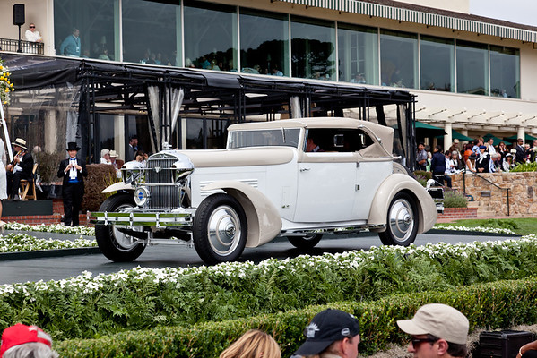 2011 Pebble Beach Week SUNDAY Show Day