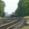 This is a shot that I wanted to do but always wondered what it would look like instead of going to Kettleby or Howsham and getting this train coming through those places I thought id try something back light.<br /> 60010 makes it way back to Immingham and is passing through at cutting of trees at Croxton nr the Lime Works at Melton Ross with 6E41 1014 Westerleigh - Lindsey Oil Refinery empty bogie tanks
