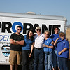 The Propane Exceptional Energy Balloon Team attends the Big Bend Balloon Bash in Alpine, TX on Labor Day Weekend.