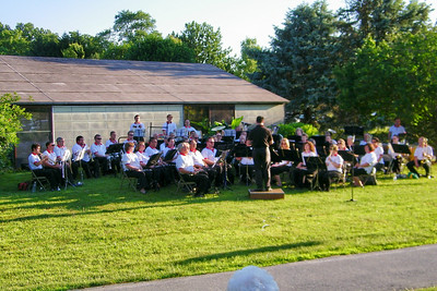 2011 West Chester Band at Crosslands