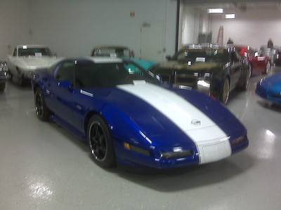 2011 visit to Lingenfelter car collection