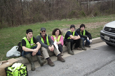4.10.11 Hollins Ferry Road Cleanup