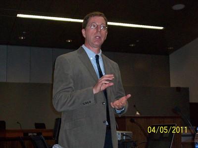 4.5.11 Annual Meeting w/ Guest Speaker Dr. Henry K. Sharp
