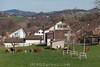 Bauernhof in Wünnewil-Flamatt.