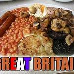 brit food