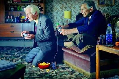 old guy games