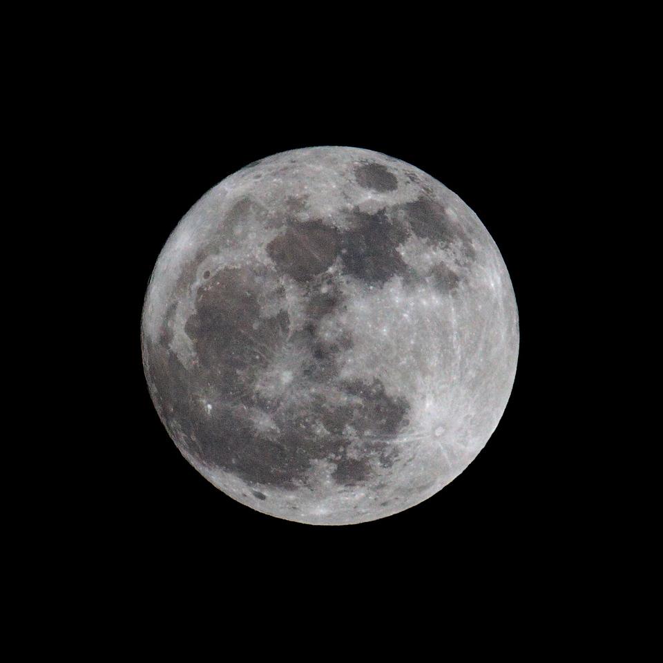 Full moon 2/17/2011