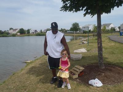 20110715 Fishing at Black Hawk Park