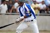 Nicaragua - Rivas (27 .02.2011) Campeonato de Beisbol Superior German Pomares. Boer vs Nueva Segovia / Nikaragua : Baseball. Schlagball. © Oscar Navarette/LATINPHOTO.org
