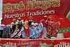 Nicaragua : Una pareja de danza folklorica baila durante las festividades en honor a Santo Domingo de Guzman , patrono de los Managuas . / Santo Domingo de Guzman (Saint Dominic) festival, the patron saint of the capital Managua. / Nikaragua: Fest des Santo Domingo de Guzman, Schutzheiliger von Managua. © Jorge Torres/LATINPHOTO.org
