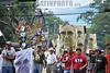 SV - El Salvador : Este 24 de marzo de 2011 se ha conmemorado la muerte de Monsenor Oscar Arnulfo Romero . Organizaciones sociales y religiosas marcharon por las principales calles del centro historico de la ciudad hasta llegar a la catedral metropolitana , donde descansan los restos del llamado San Romero de America. / SV - El Salvador: The March 24, 2011 is commemorated the death of Monsignor Oscar Arnulfo Romero. Social and religious organizations marched through the main streets of the historic center of the city to get to the Metropolitan Cathedral, where the remains of so-called San Romero of America. / El Salvador - SLV: Gedenkmarsch für den am 24. März 1980 ermordeten Erzbischofs Oscar Romero in San Salvador. © Antonio Herrera Palacios/LATINPHOTO.org
